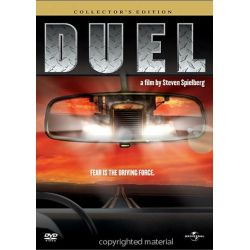 Duel: Collector's Edition (DVD 1971) Pozostałe