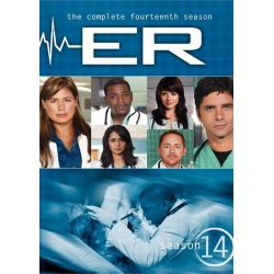 ER: The Complete Fourteenth Season (DVD 2007)