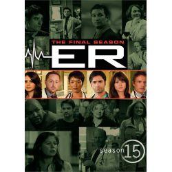 ER: The Complete Fifteenth Season (DVD 2008)