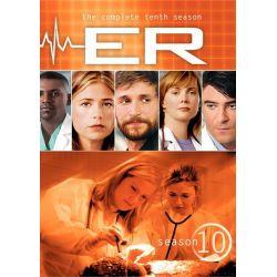 ER: The Complete Tenth Season (DVD 2003)