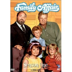 Family Affair: Season One (DVD 1966)