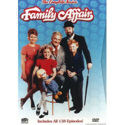 Family Affair: The Complete Series (DVD)