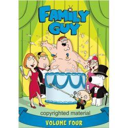 Family Guy: Volume 4 (Repackage) (DVD 2005)