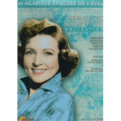 Fabulous Betty White Collection, The (Collectable Tin) (DVD) Zagraniczne