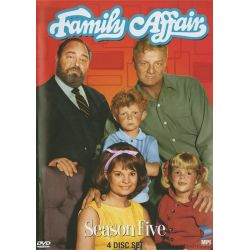 Family Affair: Season Five (DVD 1970)