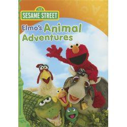Elmo's Animal Adventures (DVD) Pozostałe
