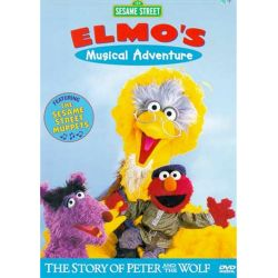 Elmo's Musical Adventure (DVD 2000) Pozostałe