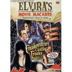 Elvira's Movie Macabre: Frankenstein's Castle Of Freaks (DVD 1974) Pozostałe