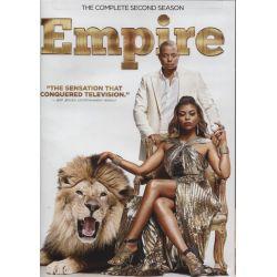 Empire: The Complete Second Season (DVD) Pozostałe