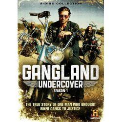 Gangland Undercover: Season One (DVD 2015) Pozostałe