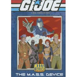 G.I. Joe: The M.A.S.S. Device (DVD 1983)
