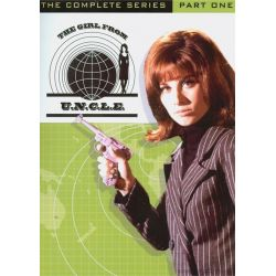 Girl From U.N.C.L.E., The: The Complete Series - Part One (DVD 1966) Pozostałe