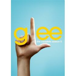 Glee: The Complete Fifth Season (DVD 2013)