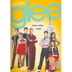 Glee: The Complete Fourth Season (DVD 2012)