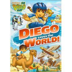 Go Diego Go!: Diego Saves The World (DVD 2011) Zagraniczne