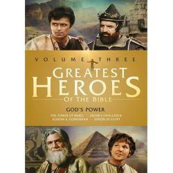 Greatest Heroes Of The Bible: God's Power - Volume Three (DVD 1978) Pozostałe