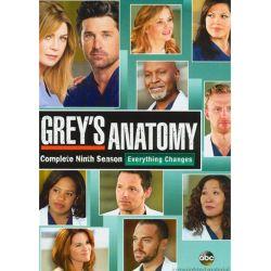 Grey's Anatomy: The Complete Ninth Season (DVD 2012) Pozostałe