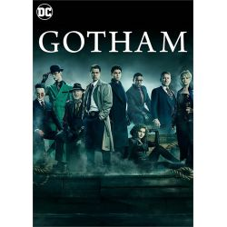 Gotham: The Complete 5th Season (DVD 2019) Pozostałe