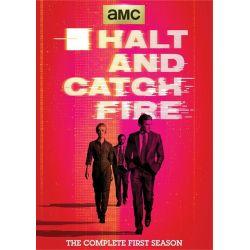 Halt And Catch Fire: The Complete First Season (DVD 2014) Pozostałe