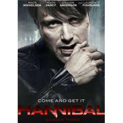 Hannibal: Season Three (DVD + UltraViolet) (DVD 2015)