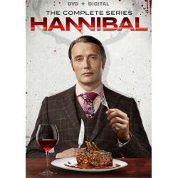 Hannibal: The Complete Seasons 1-3 (DVD + UltraViolet) (DVD) Pozostałe