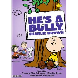 He's A Bully, Charlie Brown (DVD)