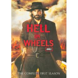 Hell On Wheels: The Complete First Season (DVD 2011)