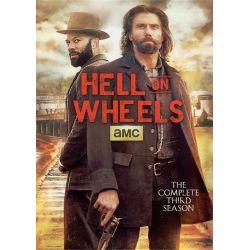 Hell On Wheels: The Complete Third Season (DVD 2013) Pozostałe