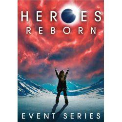 Heroes Reborn: Event Series (DVD 2015)