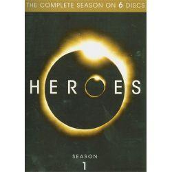 Heroes: Season 1 (Repackage) (DVD 2006)