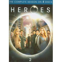 Heroes: Season 2 (Repackage) (DVD 2007)