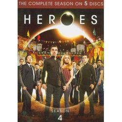 Heroes: Season 4 (Repackage) (DVD 2009)