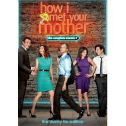 How I Met Your Mother: Season 7 - The Ducky Tie Edition (DVD 2011) Pozostałe