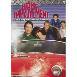 Home Improvement: The Complete Seventh Season (DVD 1997) Zagraniczne