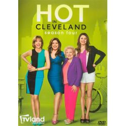 Hot In Cleveland: Season Four (DVD 2012)