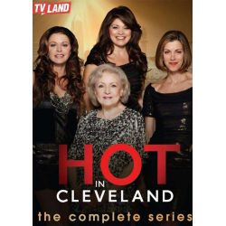 Hot In Cleveland: The Complete Series (DVD 2010)