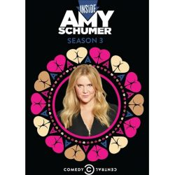 Inside Amy Schumer: Season 3 (DVD 2015)