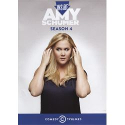 Inside Amy Schumer: Season 4 (DVD 2016)