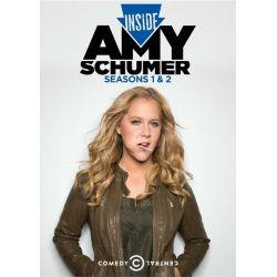 Inside Amy Schumer: Seasons 1 & 2 (DVD + UltraViolet) (DVD 2013)