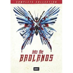 Into The Badlands: The Complete Collection (1-3) (DVD 2019) Pozostałe