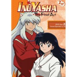 Inu-Yasha: The Final Act - Set 2 (DVD) Pozostałe