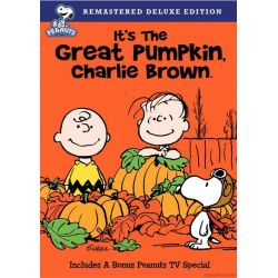 It's The Great Pumpkin, Charlie Brown: Deluxe Edition (DVD 1966) Pozostałe