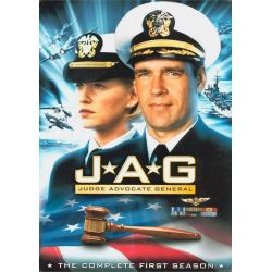 JAG: The Complete First Season (DVD 1995)