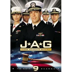 JAG: The Complete Ninth Season (DVD 2003)