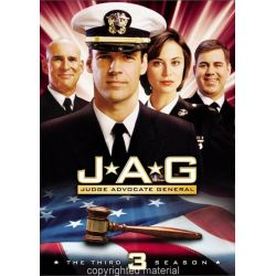 JAG: The Complete Third Season (DVD 1997)