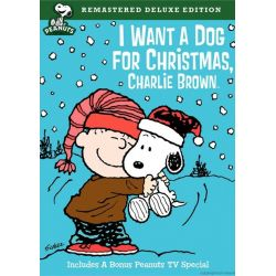 I Want A Dog For Christmas, Charlie Brown: Deluxe Edition (DVD 2003) Zagraniczne