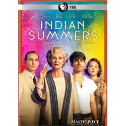 INDIAN SUMMERS-COMPLETE SECOND SEASON (DVD 2016) Zagraniczne