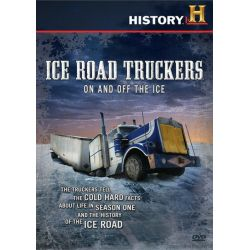 Ice Road Truckers: On And Off The Ice (DVD 2007) Zagraniczne