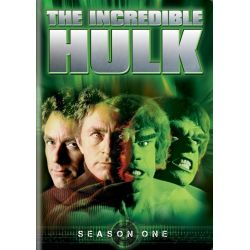 Incredible Hulk, The: The Complete First Season (Repackage) (DVD 1978)