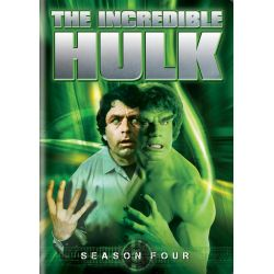Incredible Hulk, The: The Complete Fourth Season (Repackage) (DVD 1980)